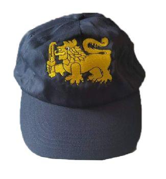 Embroidered Yogi Cap Badge